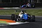 Formula Renault Robert Shwartzman si impone a Monza in una Gara 1 interrotta anticipatamente