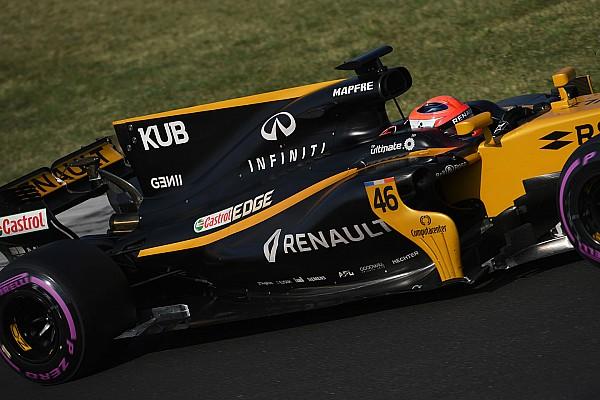 F1 Hulkenberg quedó impresionado con el test de Kubica