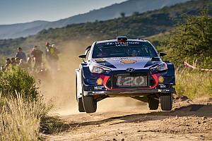 WRC Laporan leg WRC Argentina: Neuville menangi pertarungan dramatis lawan Evans