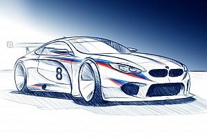 WEC Gerücht Designstudie: Sieht so das BMW-Rennauto für die WEC 2018 aus?