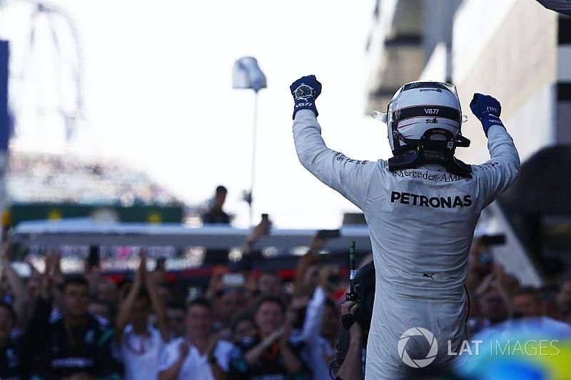 """Lauda: """"Bottas nagyon jó helyettese Rosbergnek"""""""