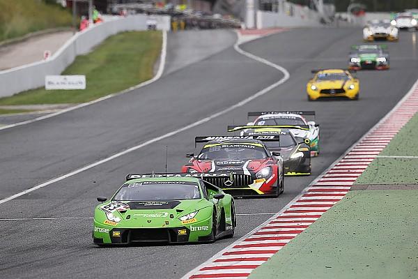 Blancpain Endurance Breaking news Lamborghini keeps Blancpain title-winning squad together