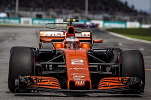 F1 Artículo especial La columna de Vandoorne: 'Sería bonito acabar la temporada delante de Alonso'