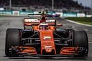 La columna de Vandoorne: 'Sería bonito acabar la temporada delante de Alonso'