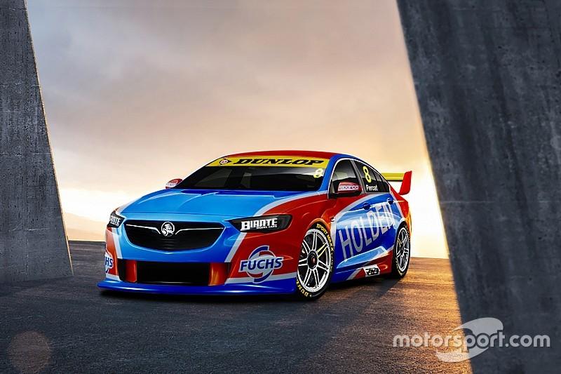 Supercars-Designstudie: Sieht so der neue Holden für 2018 aus?