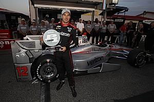 IndyCar Últimas notícias Com Power na pole, Penske domina ponta do grid em Gateway