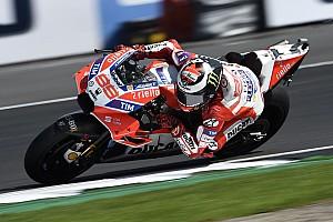 MotoGP News Jorge Lorenzo im MotoGP-Titelkampf 2017: Zu früh für Ducati-Stallorder