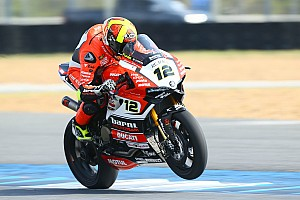 WSBK Actualités Début de saison réussi pour Forés et sa Ducati privée