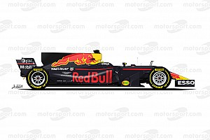 Formule 1 Preview Guide F1 2017 - Red Bull concentre toutes ses énergies