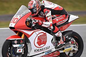 Moto2 予選レポート 【Moto2】中上貴晶「昨年勝ったサーキットで、連覇を達成したい」