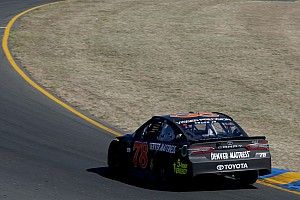 NASCAR Cup Preview Tire fall-off to play a major role in Sunday's Cup race at Sonoma