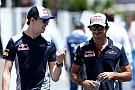 Toro Rosso divide la culpa entre sus pilotos por lo sucedido en Silverstone