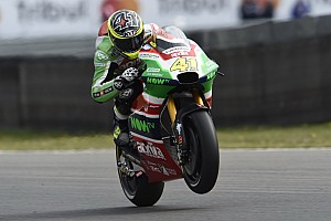 MotoGP Breaking news Espargaro bidik podium sebelum akhir musim