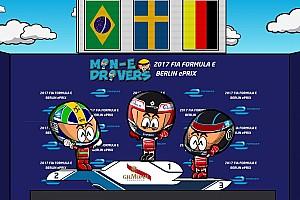 Formula E Artículo especial Vídeo: la Carrera 1 del ePrix de Berlín según 'Los MinEDrivers'