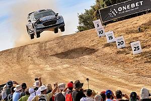 WRC Репортаж з гонки Ралі Італія: Тянак здобув першу перемогу в кар'єрі