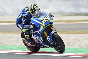 MotoGP News MotoGP 2017: Suzuki hat schwierigen Saisonstart nicht erwartet