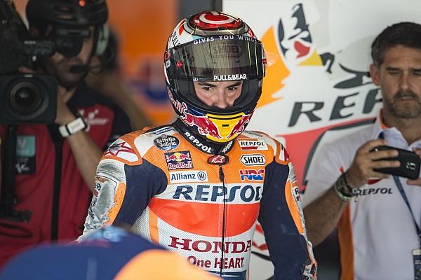MotoGP 速報ニュース マルケス、今季の苦悩を語る「ストレスで髪の毛が抜けてしまった」