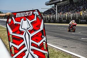 MotoGP Reporte de pruebas Folger domina el warm up y Márquez acaba por sexta vez en el suelo