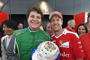 Ferrari Interview Peter Bukhtoyarov Q&A: The motorsport life of a Ferrari enthusiast