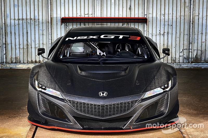 Honda zet fabrieks-NSX in tijdens FIA GT World Cup