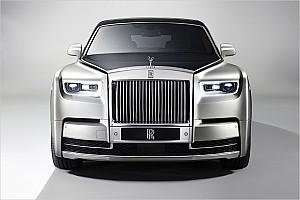 Automotive News Rolls-Royce präsentiert neuen Phantom mit V12-Motor
