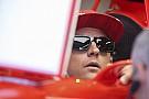 Formula 1 Ferrari: rinnovato l'accordo con Kimi Raikkonen per un anno