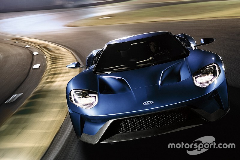 Officiel - Une vitesse max de 347 km/h pour la nouvelle Ford GT