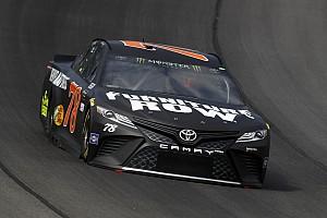 NASCAR Cup Reporte de la carrera Truex ganó la segunda etapa y Suárez en la pelea por el top 10