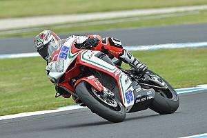 Supersport Prove libere PJ Jacobsen domina il venerdì di Phillip Island con la MV Agusta
