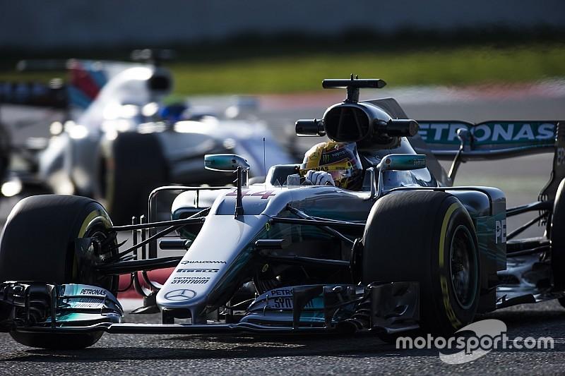 Hamilton et Massa redoutent des dépassements difficiles