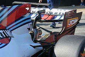 Williams test met eigen versie van dubbele T-vleugel