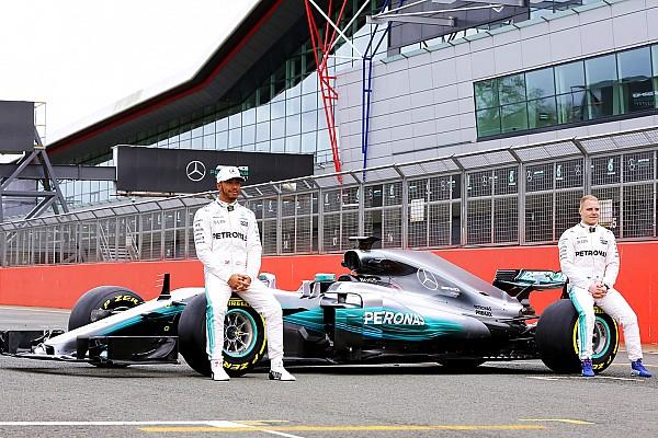 Formule 1 Nieuws Hamilton en Bottas elke dag in actie tijdens eerste testweek