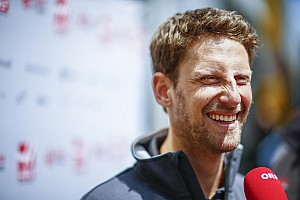 Formule 1 Interview Posez vos questions à Romain Grosjean !