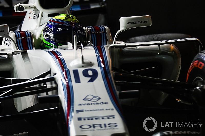 """Massa vê dia """"difícil"""", mas mira zona de pontos no domingo"""