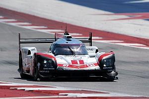 WECオースチン初日:1号車ポルシェ首位、トヨタはタイヤ評価に専念