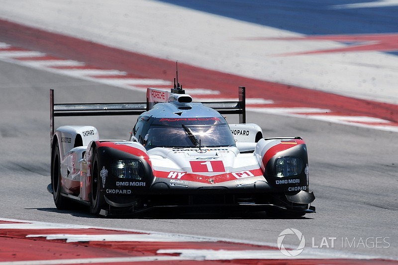 Austin WEC: Porsche sets pace, Aston on top in GTE