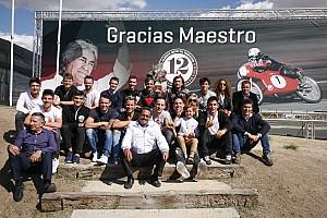 MotoGP Actualités Madrid rend un dernier hommage à Ángel Nieto