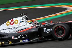 フォーミュラ・ルノー V8 3.5 レースレポート 【フォーミュラV8 3.5】スパ:金丸悠、トラブルに見舞われ5位&8位