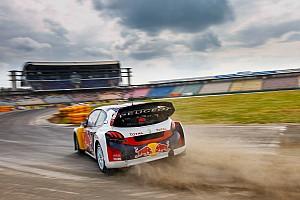 World Rallycross Sıralama turları raporu Hockenheim WRX: Loeb ilk günün lideri