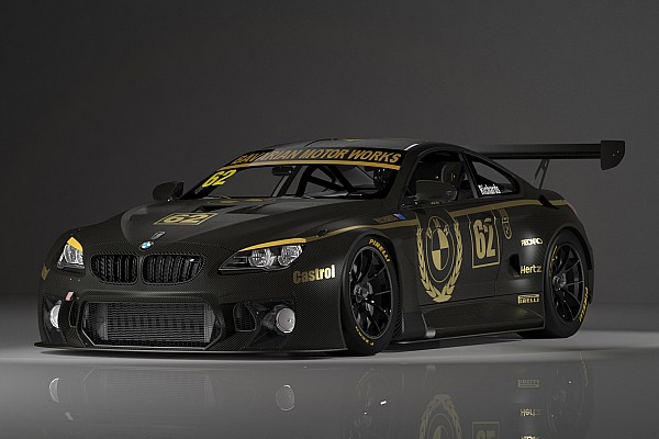 Aussie BMW throwback livery revealed