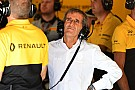 «Прессинг пойдет нам на пользу». Прост о контракте Renault с McLaren