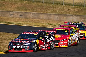 Supercars Breaking news Van Gisbergen holding on to Supercars title defence dream