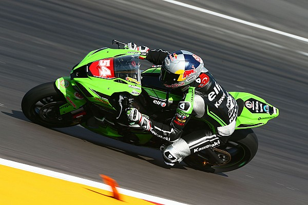 STK1000 Jerez: Reiterberger polede, Toprak 12. sırada