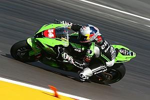 World SUPERBIKE Sıralama turları raporu STK 1000 Lausitzring: Sandi polede, Toprak 7. sırada
