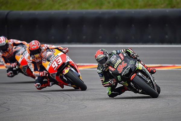 MotoGP Das Sachsenring-Wochenende der MotoGP in Fotos: Fakten, Geschichten, Bilder