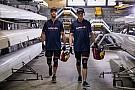 GALERÍA: los pilotos de Red Bull en botes