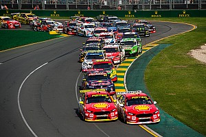 Supercars Breaking news Australian GP closing in on Supercars race format