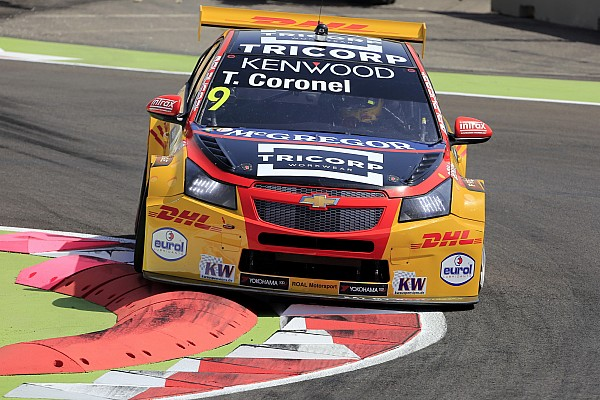 Coronel says brake problems cost him