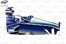 A versenyzők várják az F1-es pajzs tesztelését