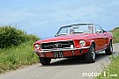 Auto Notre essai de la Ford Mustang 289 de 1967